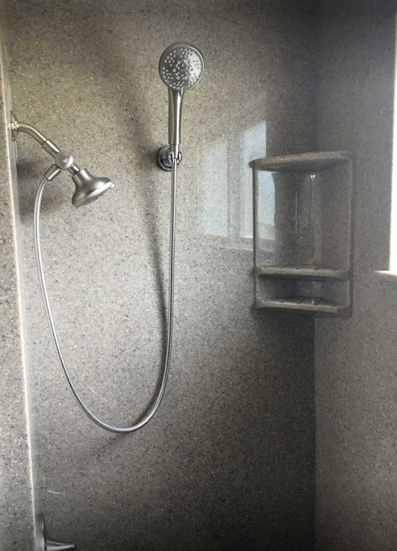 Shower Head Replacement Service